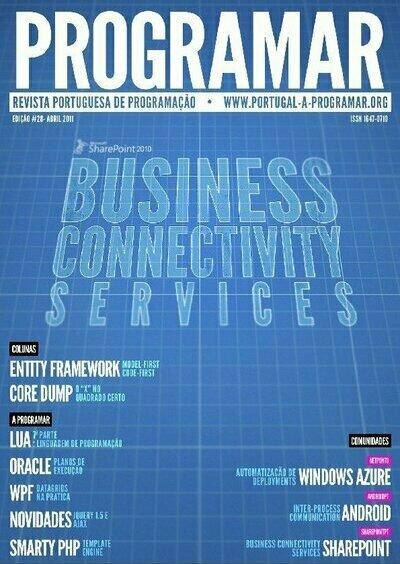 [Revista] PROGRAMAR - 28ª Edição Abril 2011 Ed28