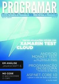 Capa da Revista PROGRAMAR – Edição 52