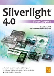Capa do livro Silverlight 4.0