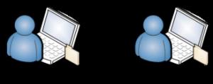 Git: não é necessário servidor central