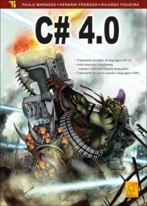 Capa do livro C# 4.0