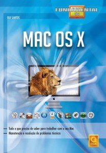 Capa do livro Fundamental do Mac OS X
