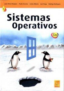 Capa do livro Sistemas Operativos (2.ª Edição Atualizada)
