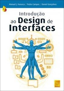 Capa do livro Introdução ao Design de Interfaces