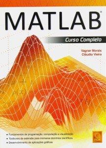 Capa do livro MATLAB - Curso Completo