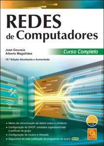 Capa do livro Redes de Computadores – Curso Completo (10.ª Edição Atualizada e Aumentada)