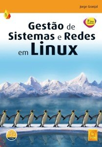 Capa do livro Gestão de Sistemas e Redes em Linux (3.ª Edição Atualizada)