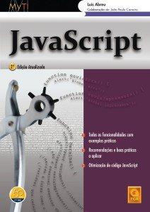 Capa do livro JavaScript (2.ª Edição Atualizada)
