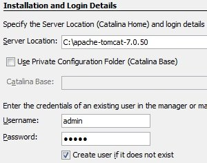 JSF: configurar Tomcat