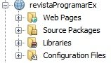 JSF: estrutura do projecto