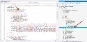 App Studio: Código para Alterar
