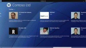 App Studio: Resultado Final em Windows 8.1