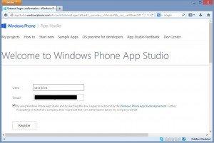 App Studio: Setup Inicial