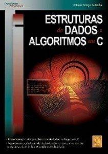 Capa do livro Estruturas de Dados e Algoritmos em C