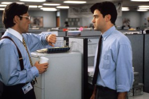 Foto: filme Office Space