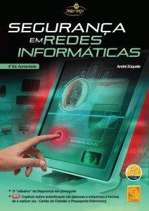 Capa do livro Segurança em Redes Informáticas (4.ª Ed. Aumentada)