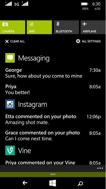 O Windows Phone 8 1 e a atualização do Windows 8 1   Revista
