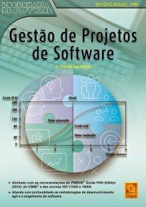 Capa do livro Gestão de Projetos de Software (5.ª Edição Atualizada)