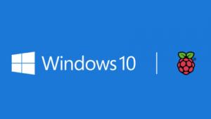 Raspberry Pi2: Windows 10
