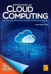 Capa do livro Introdução ao Cloud Computing