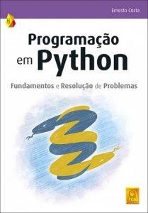 Capa do livro Programação em Python - Fundamentos e resolução de Problemas