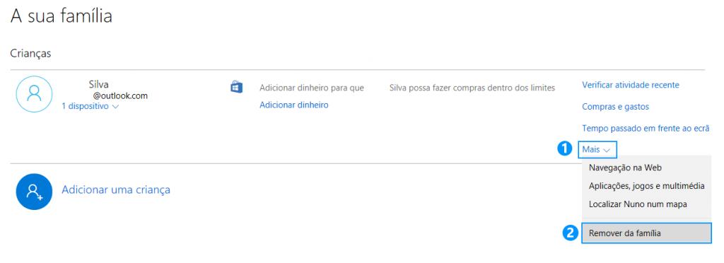 Remover utilizador