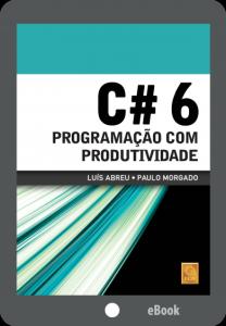 Capa do livro C# 6: Programação com produtividade
