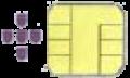 Cartão do cidadão: chip ISO/IEC 7816