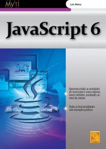 Capa do livro JavaScript 6