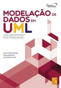 Capa do livro Modelação de Dados em UML – Uma Abordagem por Problemas