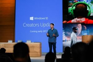 Windows 10 Creators Update Announcement