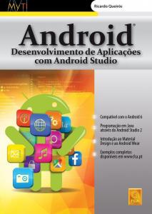 Capa do livro Android: Desenvolvimento de Aplicações com Android Studio