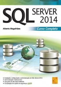 Capa do livro SQL Server 2014: Curso Completo