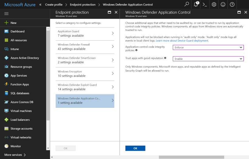 Microsoft 365: Windows Defender Application Control