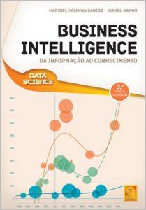 Capa do livro Business Intelligence – Da Informação ao Conhecimento